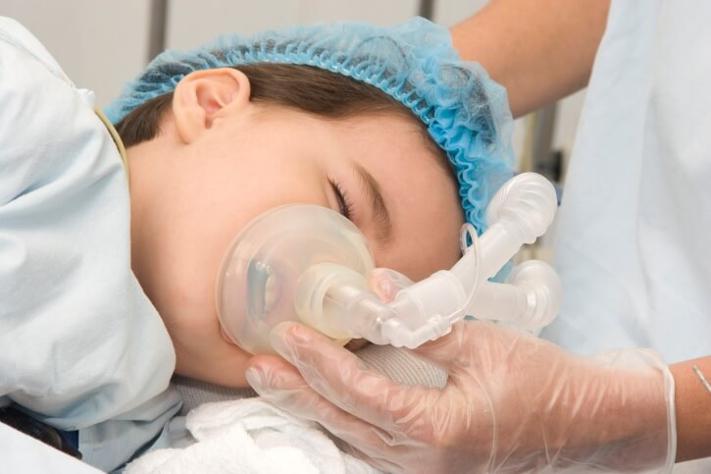 Ингаляционная седация у детей для лечения зубов